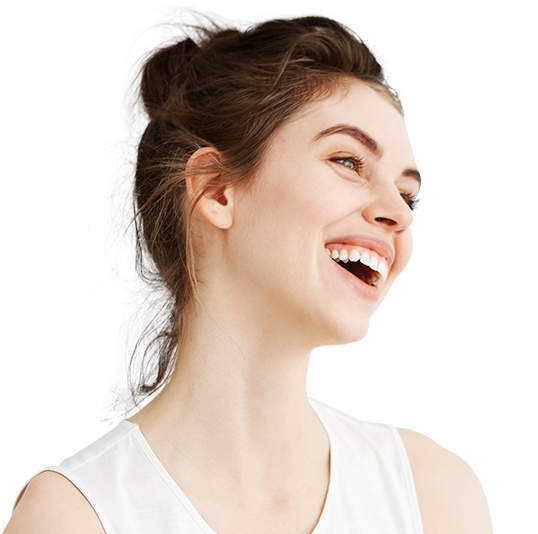 Give yourself the dazzling white smile you want, with Complete Dental's professional teeth whitening options