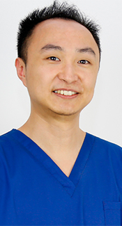 Dr Tyrone Chen